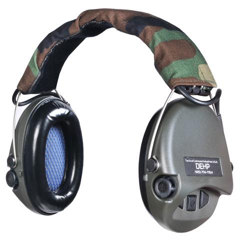 Активные наушники (без микрофона) Tactical Command Industries – купить с доставкой по цене 48 490р