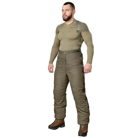 Демисезонные утепленные штаны
