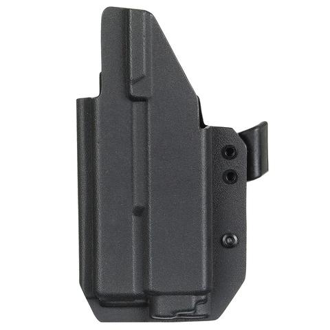 Кобура из Kydex под Glock с фонарём (аппендикс) 5.45 DESIGN – купить с доставкой по цене 6 890р