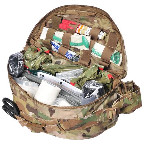 Тактическая групповая аптечка Squad Kit (CCRK) North American Rescue – купить с доставкой по цене 46740руб.