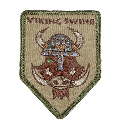 Патч Viking Swine – купить с доставкой по цене 290руб.