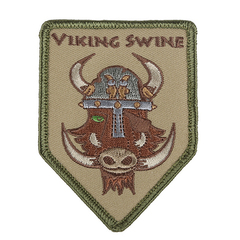 Патч Viking Swine