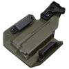 Кобура Level 1 под Glock 17 с фонарём Зенит