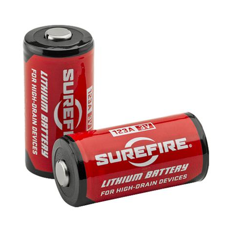 Батарейка 123 А Surefire – купить с доставкой по цене 190руб.