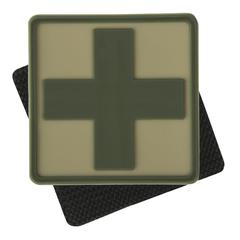 Резиновый патч Военного Медика