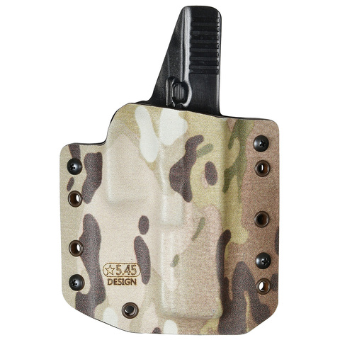 Кобура из Kydex под Glock (без отверстия) 5.45 DESIGN – купить с доставкой по цене 4890руб.