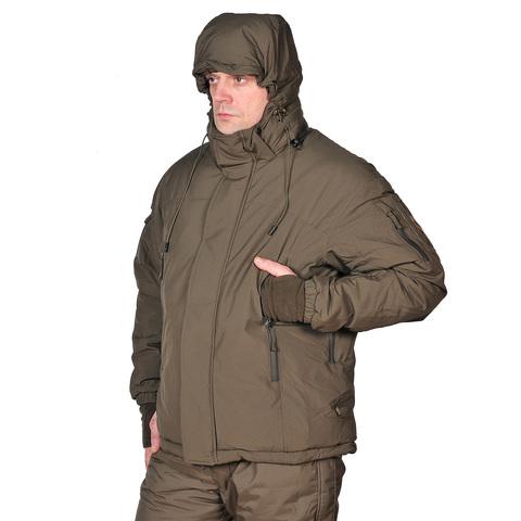 Теплая тактическая куртка ECIG 2.0 G-Loft Carinthia – купить с доставкой по цене 27900руб.