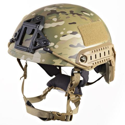 Баллистический шлем 'СПАРТАНЕЦ' 5.45 DESIGN – купить с доставкой по цене 71 100р