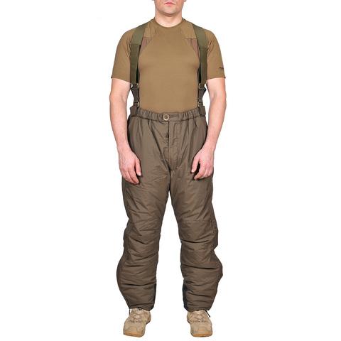 Теплые тактические штаны ECIG 2.0 G-Loft Carinthia – купить с доставкой по цене 20 900р