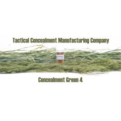 Маскировочная краска для ткани Concealment Green 4 Tactical Concealment