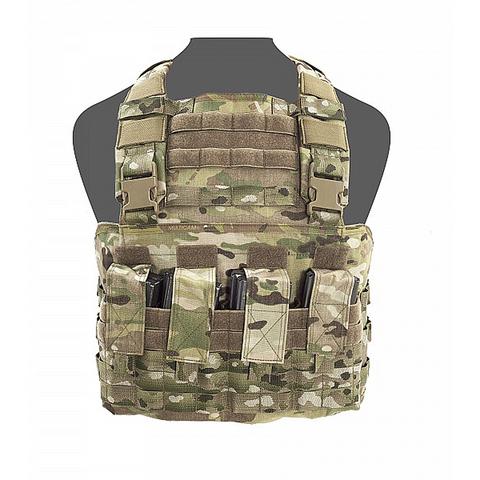 Тактический разгрузочный жилет Gladiator Warrior Assault Systems – купить с доставкой по цене 11979руб.