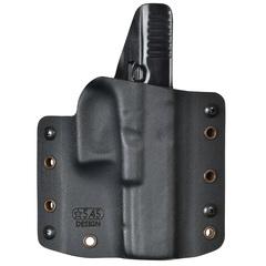 Кобура из Kydex под Glock (с отверстием) 5.45 DESIGN