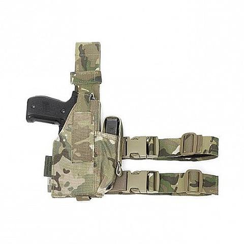 Кобура Drop Leg Warrior Assault Systems – купить с доставкой по цене 4349руб.