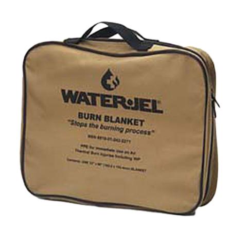 Противоожоговое одеяло 183 х 152 см в подсумке Water-Jel – купить с доставкой по цене 17 790р