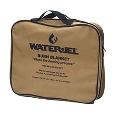 Противоожоговое одеяло 183 х 152 см в подсумке Water-Jel
