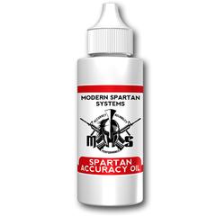 Жидкость для повышения точности стрельбы Accuracy Oil Modern Spartan Systems