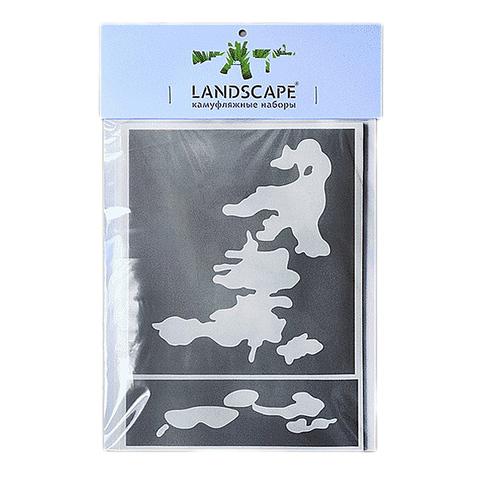 Камуфляжный трафарет Landscape – купить с доставкой по цене 1200руб.