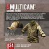 Тактическая куртка Softshell Multicam Smock Vertx – фото 2