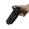Тактическая пластиковая кобура для Глок 17, ПЯ, Sig Sauer без фонаря WRS Level III Duty Blade-Tech – фото 2