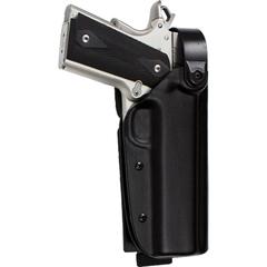 Тактическая пластиковая кобура для Глок 17, ПЯ, Sig Sauer без фонаря WRS Level III Duty Blade-Tech