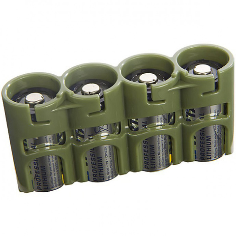 Бокс для батареек типа CR123 SimLine – купить с доставкой по цене 320руб.