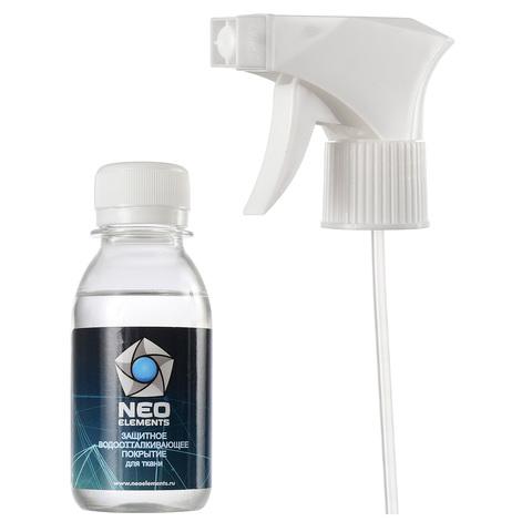 Защитное водоотталкивающее покрытие для ткани NEO Elements – купить с доставкой по цене 330р