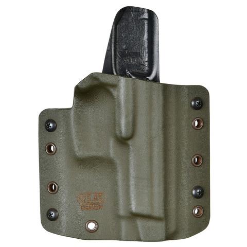 Кобура из Kydex под Пистолет Ярыгина до 2011 года (с отверстием) 5.45 DESIGN – купить с доставкой по цене 4500руб.