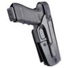 Тактическая пластиковая кобура для Глок 17, ПЯ, Sig Sauer без фонаря WRS Level II Duty Holster Blade-Tech
