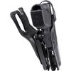 Тактическая пластиковая кобура для Глок 17, ПЯ, Sig Sauer без фонаря WRS Level II Duty Holster Blade-Tech – фото 2