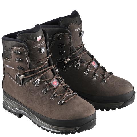 Зимние треккинговые ботинки Elbrus GTX Lowa – купить с доставкой по цене 28 100р