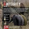 Тактическая куртка Integrity Waterproof Shell Vertx – фото 2