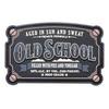 "Шеврон ""OLD SCHOOL"""
