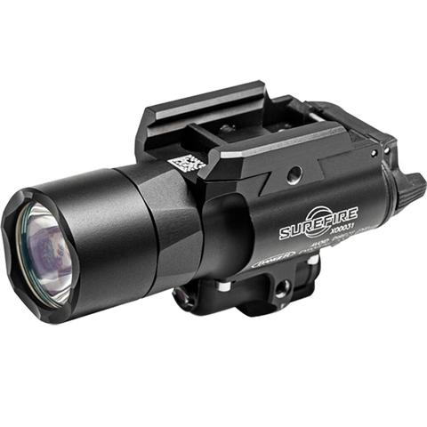 Тактический подствольный фонарь X400Ultra - Red Laser Surefire – купить с доставкой по цене 49990руб.