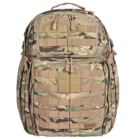 Тактический рюкзак RUSH 24 Backpack 5.11 – купить с доставкой по цене 13990руб.