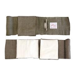 Эластичный марлевый бинт с клапаном давления, двумя подушками и петлевой ручкой (15 х 18 см) FCP05 First Care