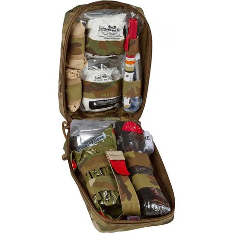 Тактический подсумок с медицинским комплектом K-9 IFAK Handler North American Rescue – купить с доставкой по цене 18 800 р