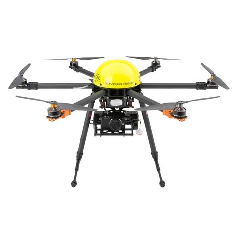 Беспилотный летательный аппарат MULTIROTOR G4 Surveying-Robot Sevice-Dron – купить с доставкой по цене 1 590 000р