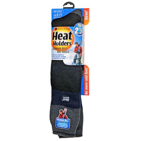 Носки Graham Bell Ski Heat Holders – купить с доставкой по цене 1 430р
