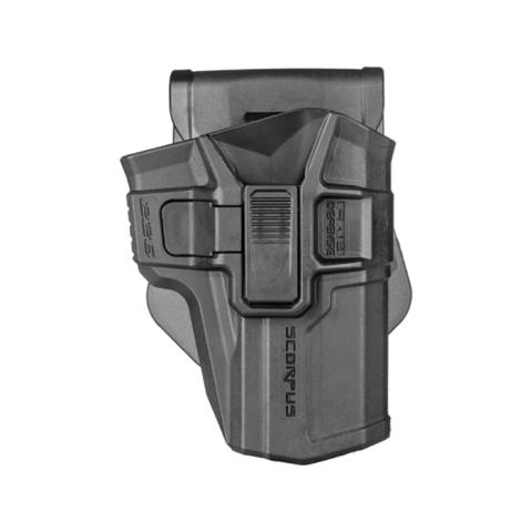 Поворотная кобура для Sig Sauer P226 с рычагом для фиксации Scorpus Fab-Defense – купить с доставкой по цене 3500руб.