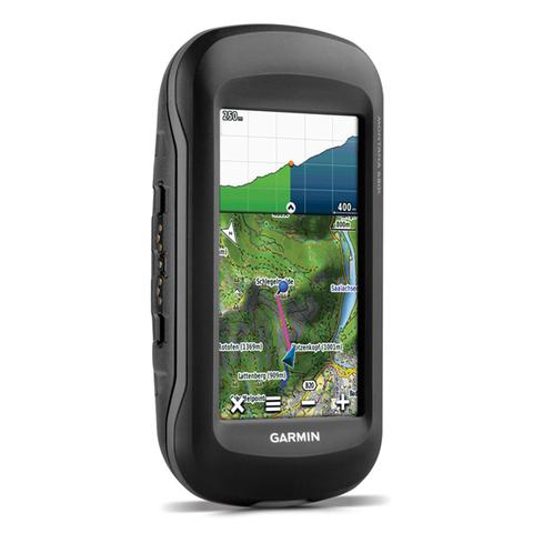 GPS-навигатор Garmin Montana 680t – купить с доставкой по цене 54 490р