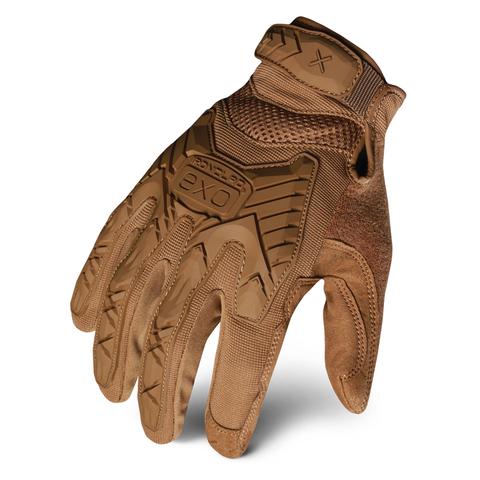 Тактические перчатки Tactical Impact Ironclad – купить с доставкой по цене 2400руб.