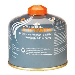 Смесь пропана/изобутана Jetpower Fuel Jetboil