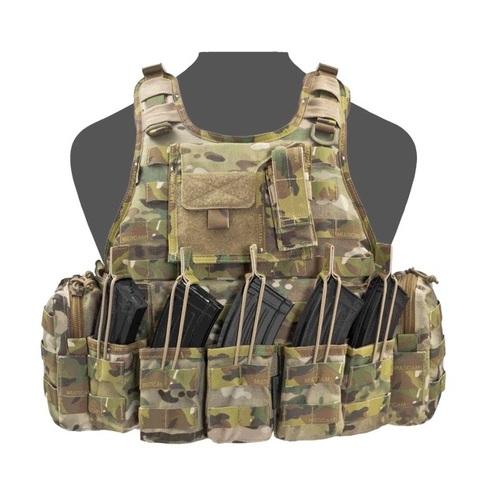 Тактический разгрузочный жилет с подсумками под АК Ricas Compact Warrior Assault Systems – купить с доставкой по цене 28765руб.
