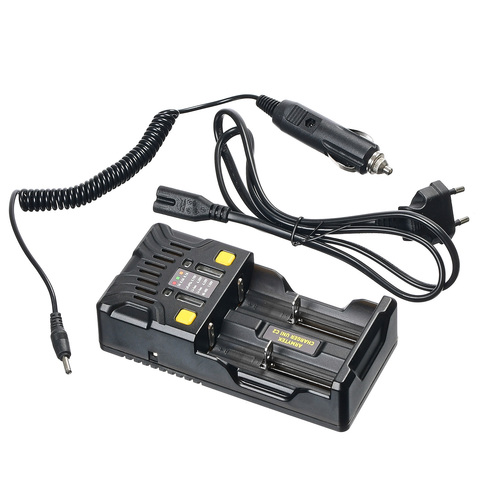 Универсальное зарядное устройство Uni C2 Armytek – купить с доставкой по цене 1 600р