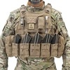 Тактический разгрузочный жилет с подсумками под АК Ricas Compact Warrior Assault Systems – фото 12