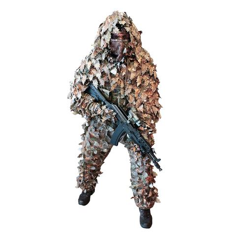 Тактический маскировочный халат '3D ОСЕНЬ' 5.45 DESIGN – купить с доставкой по цене 6 490р