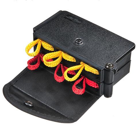 Футляр для шести одноразовых наручников HTH-16 ESP – купить с доставкой по цене 3 790р