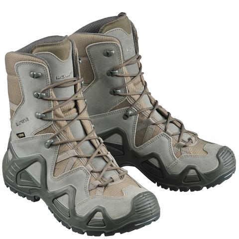 Тактические ботинки Zephyr GTX Hi TF Lowa – купить с доставкой по цене 14890руб.