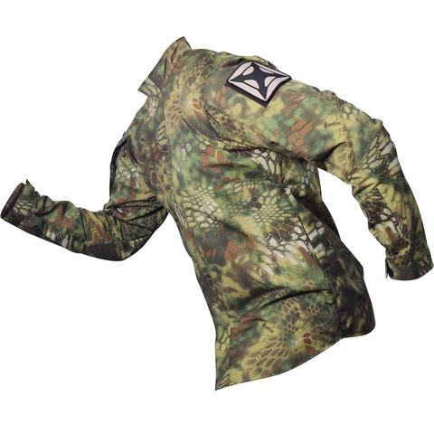 Тактическая рубашка Gunfighter Vertx – купить с доставкой по цене 9850руб.