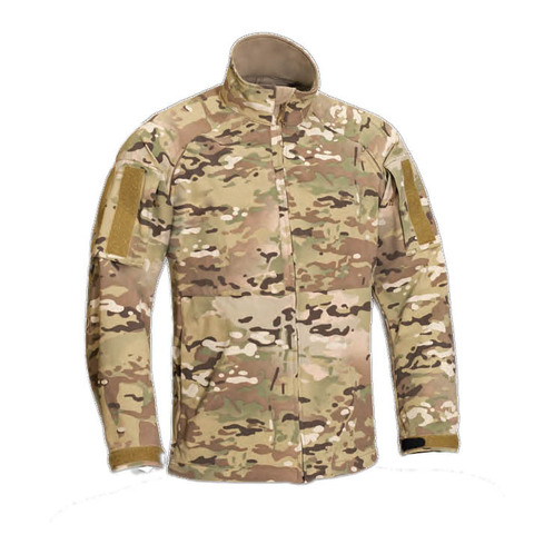 Тактическая куртка FieldShell Crye Precision – купить с доставкой по цене 35 790р